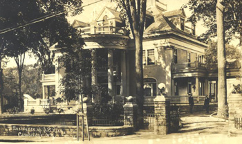 Mansion early photo